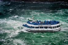 Falls Boat Tour Ship With Tour...