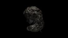 Medusa Dusty Iron 3d Illustrat...