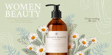 Banner Ad For Cleansing Product