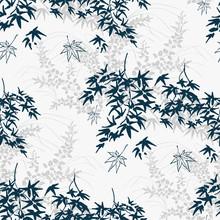 Maple Tree Sketch Vector Japan...