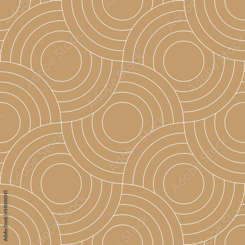 Tapety Geometryczne  streszczenie-retro-wzor-geometrycznych-ksztaltow-tlo-zlote-mozaiki-geometryczna-fala-kregow