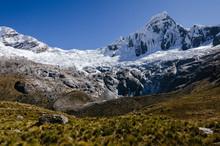 High Snowy Taulliraju Mountain...