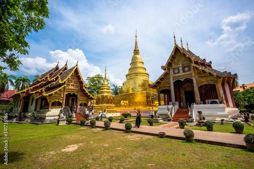 Photo タイランド北部チェンマイでの写真