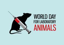 World Day For Laboratory Anima...