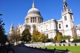 Fototapeta Londyn - Katedra sw. Pawla