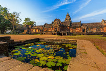 The Khmer Temple Prasat Hin Ph...
