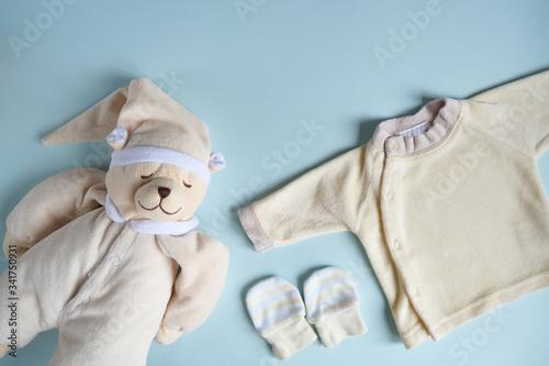 Photo Baby boy clothes