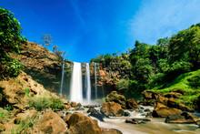 Phu Cuong Waterfall