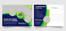 Postcard Or Eddm Postcard Design Template