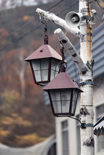 Classical Lantern On Electric ...