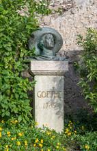 Sculpture Of Johann Wolfgang G...