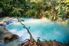Pool Of Water Underneath Kuang...