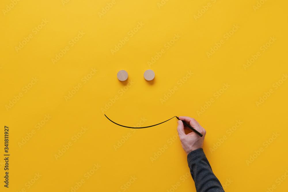 Fototapeta Customer feedback and review