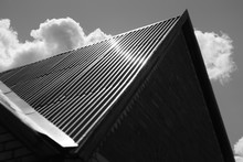 Roof Made Of Stainless Steel A...