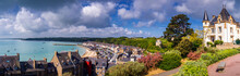 Cancale View, City In North Of...