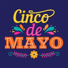 5 De Mayo Poster