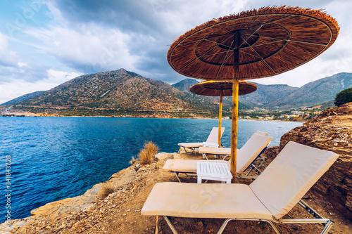 Summer vacation destination Fototapet