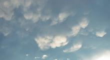 Clouds After A Tornado
