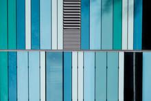 Full Frame Shot Of Stained Glass