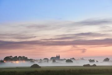 Panorama miasta Krasnystaw.