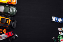 Lots Of Children's Toy Cars Fo...