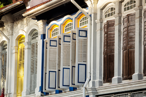 Fotografia, Obraz Kampong Glam precinct of the district of Rochor