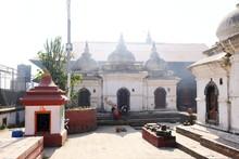 Temples At Pashupatinath Compl...