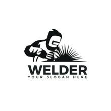 Welding Logo Industrial  Logo,...