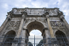 Triumphal Arch Of Great Consta...