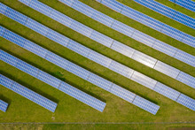 Eco Friendly Environmental Conservation - Photovoltaic Solar Panels