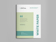 Business Brochure Cover Design | Annual Report and Company Profile Cover| Booklet and Catalog Cover Template