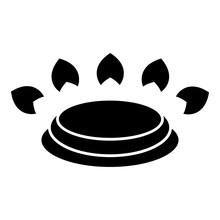 Gas Burner Stove Symbol Type C...