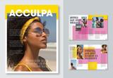 Bright Magazine Layout - 342073769