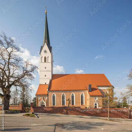 Foto Kirche, Pfarrkirche, St