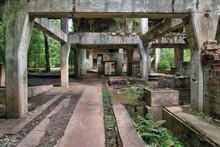 Former The Tin Mine And War Prisons Rolava - Sauersack