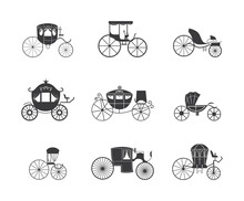 Vintage Carriage And Coach Wag...