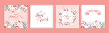 Mother's Day Greeting Card Set...