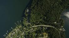 Sasamat Lake And Indian Arm Be...