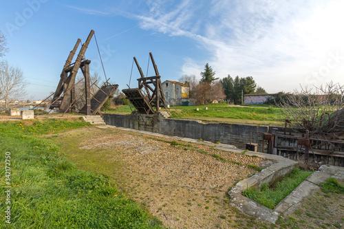 Fotografie, Obraz Pont Van Gogh Arles France