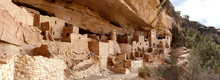 Ancient City Of Mesa Verde