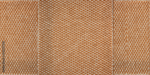 Real fabric bandage texture Canvas-taulu