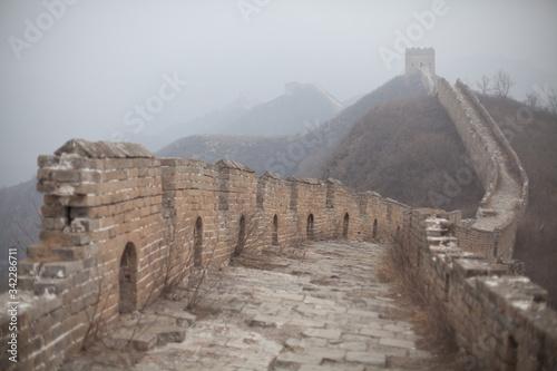 Fotografia Great Wall Of China