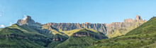 Panoramic View From Tugela Gor...