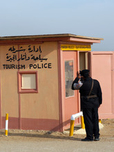 Tourism Police In Arabic Country