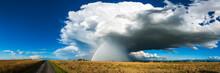 Arcobaleno E Pioggia (panorami...