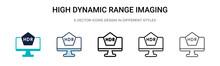High Dynamic Range Imaging Ico...