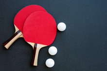 Ping Pong Table Tennis Racket,...