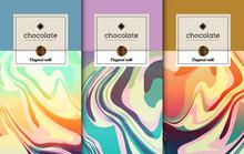 Chocolate Bar Packaging Set. T...