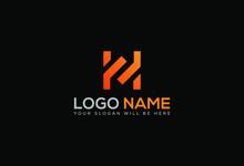 Letter H Logo Icon Design Temp...
