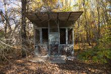 Ghost Town Pripyat In Chernoby...